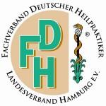 Logo vom Fachverband Deutscher Heilpraktiker